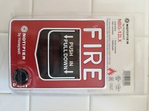 Notifier Nbg 12lx Fire Alarm Pull Station By Honeywell