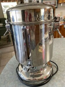 Delonghi Dcu60 Commercial Digital Stainless Coffee Maker Pot Urn 20 60 C filters