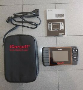 Icarsoft V 2 Volkswagen And Audi Vag Diagnostic Scantool