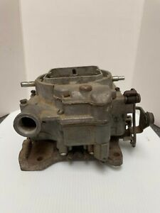 Used Carter 3061s Wcfb 4 Barrel Carb For 348 Cu Inch 1959 1960 1961 Chevy