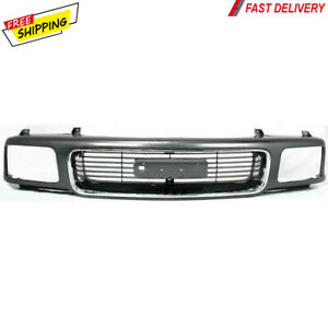 New For Gmc Sonoma Utility 2 4 Door Front Grille Fits 1994 97 Gm1200355 15647633 Fits Gmc Sonoma