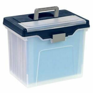Office Depot Brand Mobile File Box Large Letter Size 11 5 8 X 13 13 6 X 10