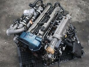 Jdm Toyota Jzs161 Gs300 2jz gte 2jz Aristo Twin Turbo Vvti Engine Motor Rare