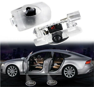 Led Car Door Lights Logo Projector Courtesy Light Ghost Shadow Laser For Toyota