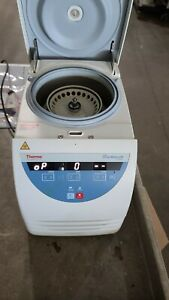 Thermo Fischer Legend Micro 21r Microcentrifuge With 24 Rotor Lid Tested