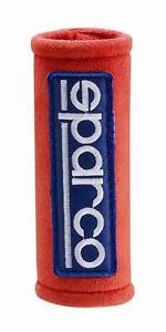 Sparco Red Mini Belt Pad 01099rs