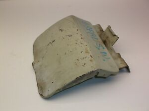 1966 1969 Falcon Station Wagon Fuel Filler Door With Hinge