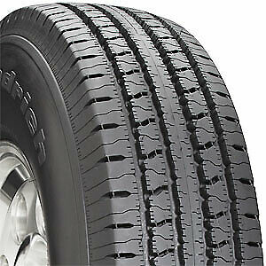 1 Used 265 75 16 Bfg Commercial T a A s 123q Tire 38348