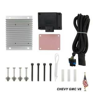 6 5l Diesel Fuel Pump Driver Module Pmd And Relocation Kit Set For Chevy Gmc