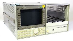 Agilent hp 70004a Display Mainframe For 70000 Systems look ref G