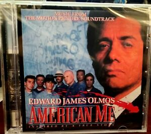 American Me Soundtrack Cd Extended Verson 24 Songs From This Chicano Movie