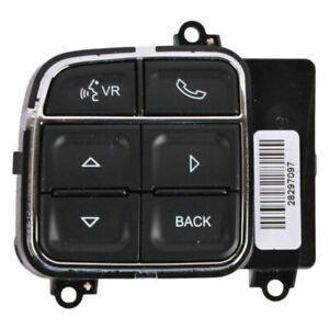 Steering Wheel Evic Control Switch Fits 2011 2019 Dodge Chrysler 56046255ad