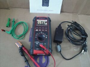 Snap On Verdict M2 Scope Meter Multimeter