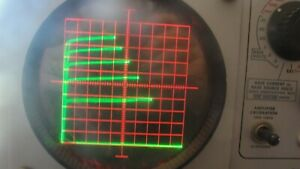 Tektronix 575 Transistor Curve Tracer sold For Pick Up Only