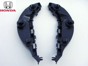 Honda Civic Coupe 2006 2011 Front Bumper Fender Bracket Clips Spacer Retainer