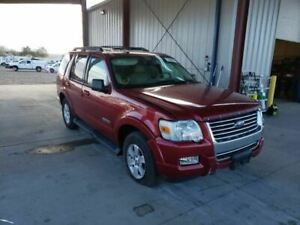 Console Front Roof Limited Sunroof With Rear Ac Fits 07 08 Explorer 774091