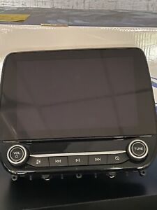 Oem 2020 Ford Transit 150 250 350 Radio Display Unit And Controller Please Read