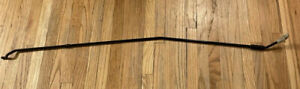 98 02 Accord Hood Rod Opener Prop Stay Support Holder Bar Used Stick Oem