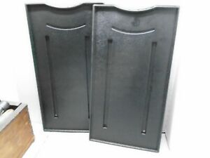 Bridgeport Mill Milling Machine Two 2 Table Guard Tote Tray New