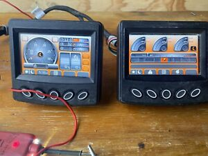Ditch Witch Display Screens
