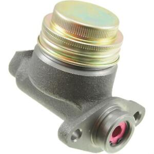 Dorman Master Cylinder Cast Iron 1 00 In Bore Single Bowl Ford Each