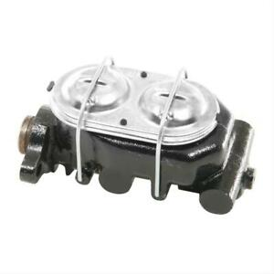 Summit Racing Master Cylinder Cast Iron Black 1 125 In Bore Universal Each