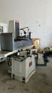 Kent Kgs 1020ahd 1 Automatic Hydraulic Surface Grinder 2013