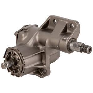 For Dodge Plymouth Mopar A B E body Manual Steering Gear Box Gearbox Tcp