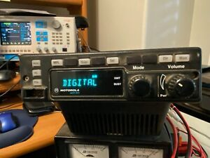 Motorola Xtl5000 W4 Vhf Mid Power Mobile Great Mobile Ham Poice Fire Security