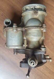 Holley 94 Carburetor For Ford 1942 1945 Cars And Trucks Model 21 29