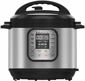 Instant Pot Duo Crisp And Air Fryer 6 Quart 11 in 1 One touch Multi use