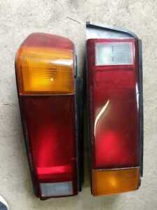 Honda Civic Ef3 Ef9 1988 91 Taillights Taillamps Stanley Right Left Set Used