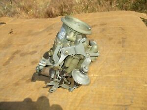 New Or Restored Holley 94 Style Ford 1382 N Carburetor Carb 1 1 16 Ec 2110
