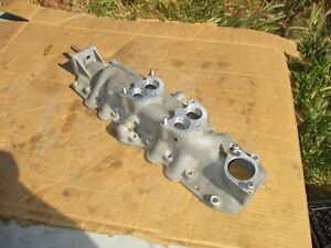 Offenhauser 2x2 Ford Flathead Intake Manifold Dual Carb 1090