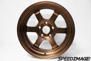 Rota Grid V Sport Bronze Wheels 16x8 20 5x114 3 73 Hub Integra Dc Civic Eg Ek