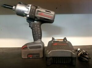 Ingersoll Rand 1 2 Impact Wrench Model W7250 80002 1