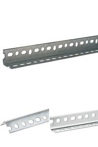 1 1 4 In X 18 gauge X 72 In Zinc plated Slotted Angle