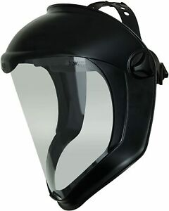 Uvex Bionic Face Shield Helmet Mask Clear Visor Protective Cover Safety Usa