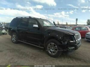 Console Front Roof Limited Sunroof With Rear Ac Fits 09 10 Explorer 634432