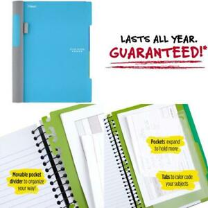 Five Star Advance Small Spiral Notebook 2 Subject College Ruled Paper 100 She