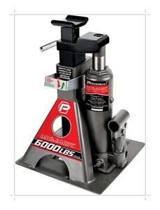 Powerbuilt 620471 Unijack 6000lb Capacity Highly Durable Portable Jack_new