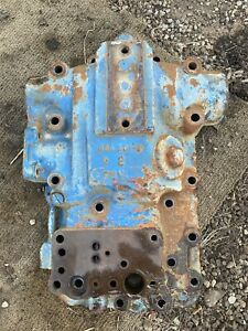 Ford 600 800 Tractor Rear Hydraulic Topdeck