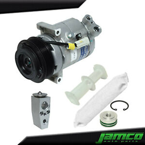 New Ac Compressor Short Kit For Chevrolet Camaro 3 6l Jp1327ck See Fitment Notes