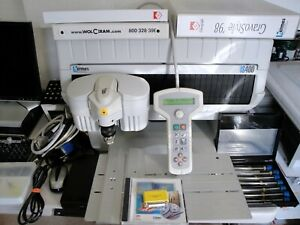 Gravograph Is400 Engraving Machine Gravostyle 98 Software