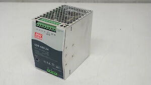Mean Well Sdr 480 24 Sdr48024 Switching Power Supply 24v 20a