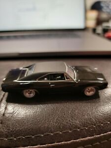 Greenlight 1968 Dodge Charger R t Black