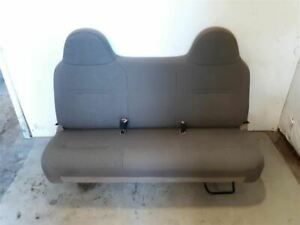 99 07 Ford F250 F350 Regular Cab Front Bench Seat 1 Piece