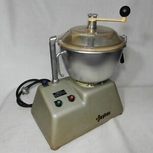 Stephan M 12 Vertical Cutter Mixer Food Processor Countertop Project As Is