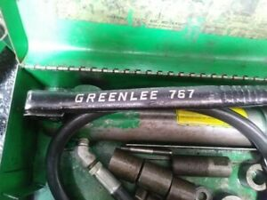 Greenlee Knockout Punch Set Free Shipping