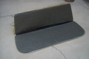 1959 1960 Chevrolet Nos Cool Cushion Rare Accessory 4dr Wagon Sed And Hardtop